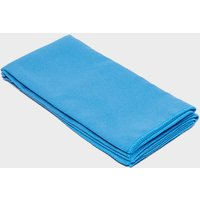 Eurohike Microfibre Suede Twill Travel Towel Small, Blue/MBL