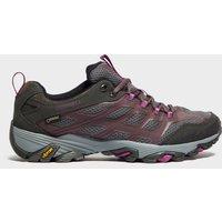 Merrell Women's Moab FST Gore-Tex Shoes - Dark Grey, Dark Grey
