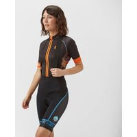 Spokesman Womens Lady Bib Shorts, Black