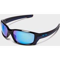 Oakley Straightlink Sapphire Iridium Sunglasses