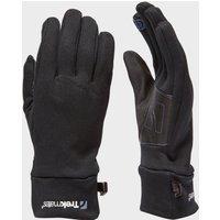 Trekmates Unisex Ullscarf Gloves - Black, Black
