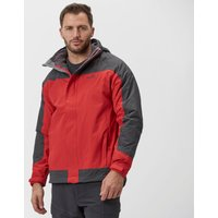 Peter Storm Mens Lakeside 3-in-1 Jacket, Red