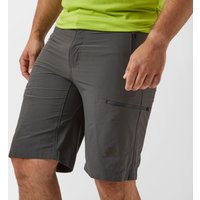 The North Face Mens Exploration Hiking Shorts - Dark Grey, Dark Grey