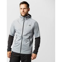 The North Face Mens Terra Metro Softshell Jacket, White