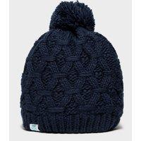 Alpine Sapphire Bobble Hat, Navy