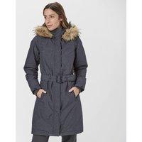 Peter Storm Women's Phillipa Down II Waterproof Jacket, Grey/MGY