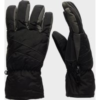 Peter Storm Mens Ski Gloves, Black
