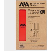 Ams Honeycomb Frame Guard Kit XL, Red