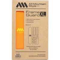 Ams Honeycomb Frame Guard Kit XL, Orange