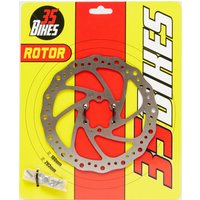 35 Bikes Disc Rotor 160mm, Silver