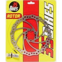 35 Bikes Disc Rotor 180mm, Silver
