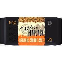 TORQ Explore Flapjack Organic Ginger Cake, Black/CARROT