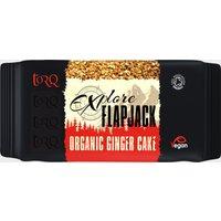 Torq Explore Flapjack Organic Ginger Cake, N/A
