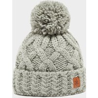 Alpine Women's Chunky Bobble Hat, MGY/MGY