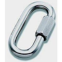 MAILLLON RAPIDE Maillons Standard Oval Quick Link, Silver/Silver