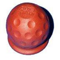 AL-KO Soft Ball Towball Cover, Red/BALL
