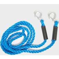 STREETWIZE 2.5 Tonne Blue Tow Rope, Blue/4M