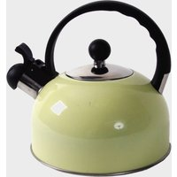 Quest Whistler 2.2L Camping Kettle, Cream