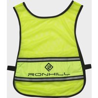 Ronhill Unisex Vizion Hi-Vis Running Bib, Fluorescent