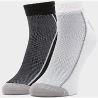 Samuel Eden Go Running Low Socks  Grey