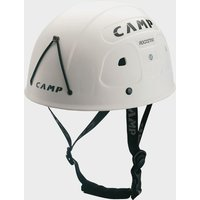 Camp Rockstar Climbing Helmet, White/White