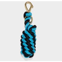 Shires Two Tone Headcollar Rope  Blue