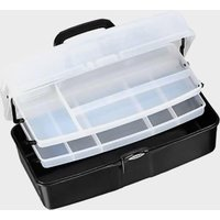 Fladen Cantilever Box 2 Tray - Black/[L], Black/[L]