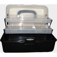 Fladen Cantilever Box 2 Tray - Black/[M], Black/[M]