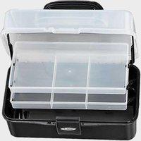 Fladen Cantilever Tac Box - Black/Small, Black/SMALL
