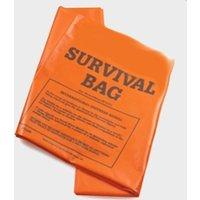 Hi-Gear Survival Bag - Orange, Orange