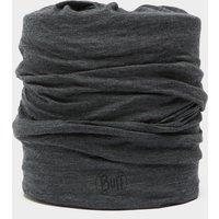 Buff Denim Lightweight Wool Neck Warmer - Grey, Grey