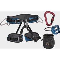 Climb X Pilot Harness and Belay Set, SET/SET