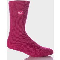 Heat Holders Children's Heat Holder Socks (age 8+), Pink/JNR