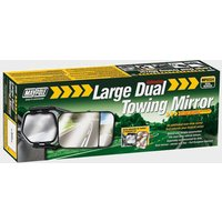 Maypole Large Dual Towing Mirror, N/A