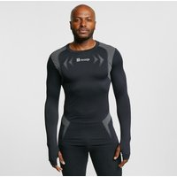 The Edge FLOW FORM BASE LAYER, Black/BLACK