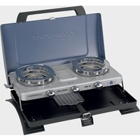 Campingaz Xcelerate 400St Double Burner Stove And Toaster - Blue/Toaster, Blue/TOASTER