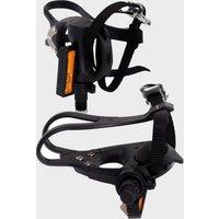 Xlc Components Lightweight Road Pedal - Black, Black