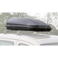 Quest Roof Box (320L), Black/ROOFBOX