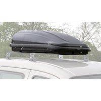 Quest Roof Box (530L), Black