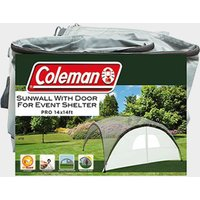 Coleman Sunwall Door for Event Shelter Pro 14x14, GREY/SWALL