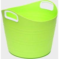 HI-GEAR 10.5 Litre Flexi Tub, Green/TUBS