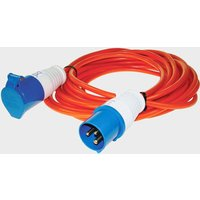 Maypole 230V Caravan Site Extension Lead (25 metre), RED/L