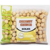 R Hutchinson Boilies Coconut Crunch - Yellow/15, Yellow/15