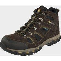 Karrimor Men's Bodmin IV Mid Walking Boot, Brown/WEATHERTITE