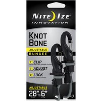 Niteize Knotbone Adjustable Bungee - 5Mm - Bungee/Bungee, BUNGEE/BUNGEE