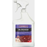 Fenwicks Reproofer for Awnings & Tents (1 Litre), WHITE/REPROOFER