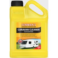 Fenwicks Caravan Cleaner Concentrate (1 Litre) - Yellow, Yellow