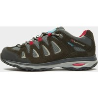 Karrimor Isla Ladies' Weathertite Walking Shoes, Grey/Grey