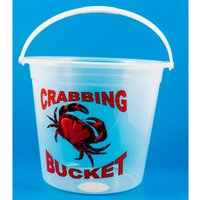 Bluezone Giant Crab Bucket - Multi/Bucket, Multi/BUCKET