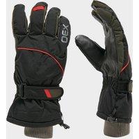 Oex Summit Waterproof Gloves, Black
